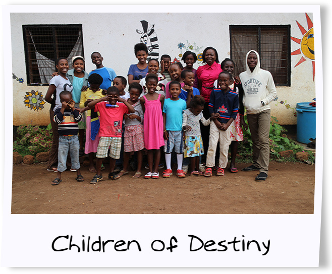 Children of Destiny