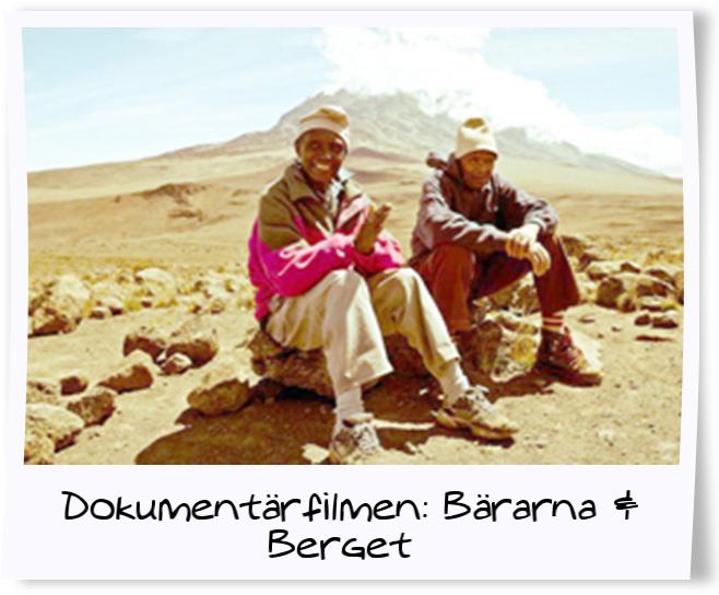 Dokumentärfilmen Bärarna & Berget
