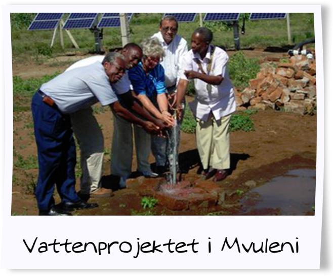 vattenprojektet mvuleni