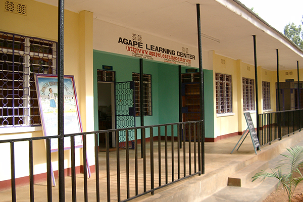 agape learning center
